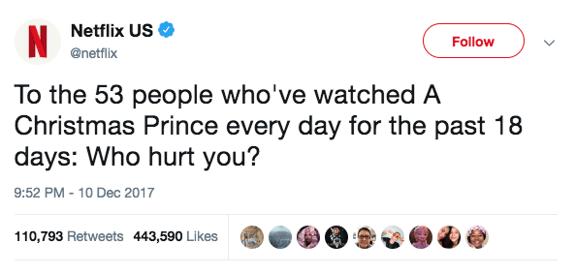 Netflix Burn